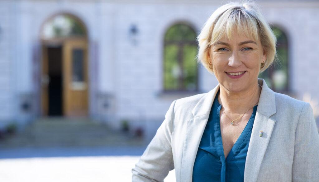 Helene Hellmark Knutsson ny landshövding i Västerbotten