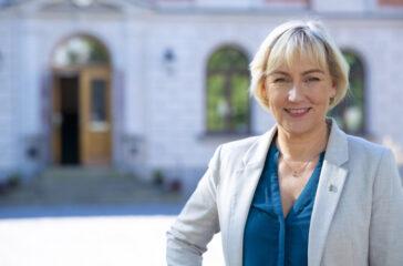 200902 Helene Hellmark Knutsson ny landshövding i Västerbotten